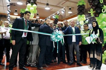 The opening of TSC Naturals at The Sultan Center, Qurum store, Muscat