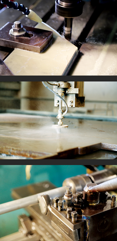 Turk Mechanical Industries has capabilities in fabrication, casting, machining and engine rebuild