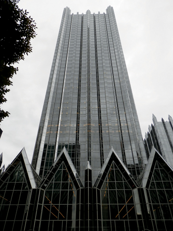 PPG's headquarters in Pittsburgh, USA