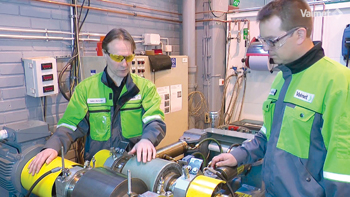 The plant will use Valmet production technology