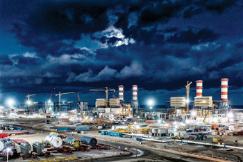 The three power plants – Beni Suef, Burullus, and New Capital – will be powered by 24 Siemens H-Clas