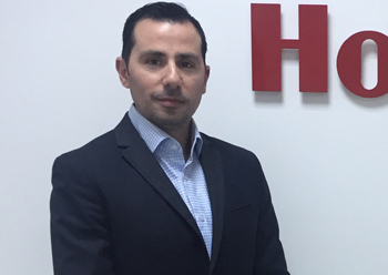 Jabri: Honeywell products are very well-received in the industry