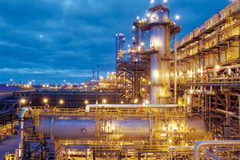SGP Gas project at the Tengiz and Korolev fields